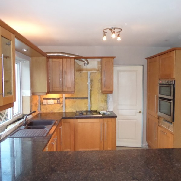 Kitchen 1 – before