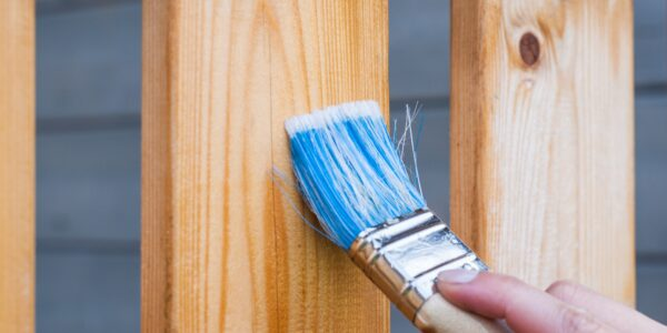 Tips on Fence Painting in Ireland